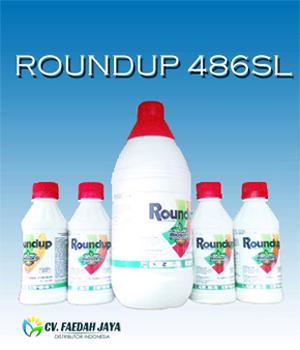 Pembasmi Rumput Roundup 486 Sl 200 Ml Daftar Harga Terbaru Source · ROUNDUP 486SL merupakan Herbisida